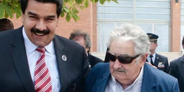 Desvergonzados de UNASUR: Maduro sale comprar su legitimidad