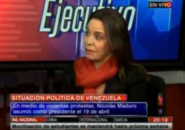 La comunidad internacional sabe que en Venezuela hay un gobierno ilegítimo
