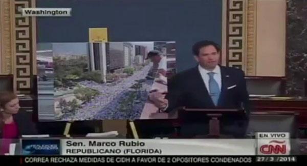 Senador Marco Rubio de USA presenta nombres y pruebas de abuso en Venezuela - manifestantes pacificos - Video en español | iJustSaidIt