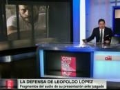 Primera Parte - Conclusiones comparte el audio de la intervención de Leopoldo durante el juicio | iJustSaidIt