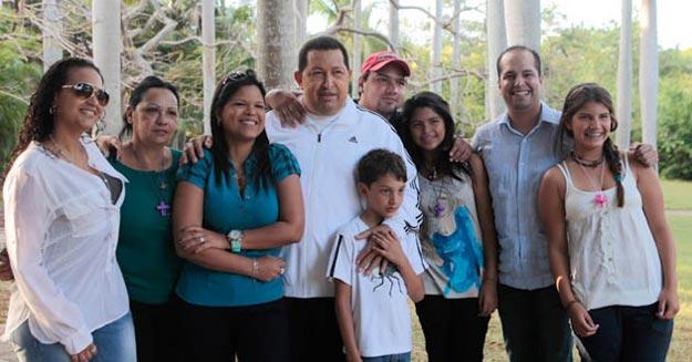 ¿Por qué tiene Venezuela que pagar lujos para la vida de las hijas de Chávez? | iJustSaidIt.com