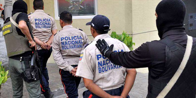 ¿Cuántos policías y militares fueron detenidos este año por extorsión en Venezuela? - iJustSaidIt.com