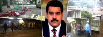 ¿Cuál es el plan del gobierno Madurista para hacer criminalozar protestas? | iJustSaidIt.com